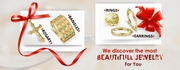 Choose Oro Laminado Jewelry   Gold Plated Jewelry At Wholesale Price
